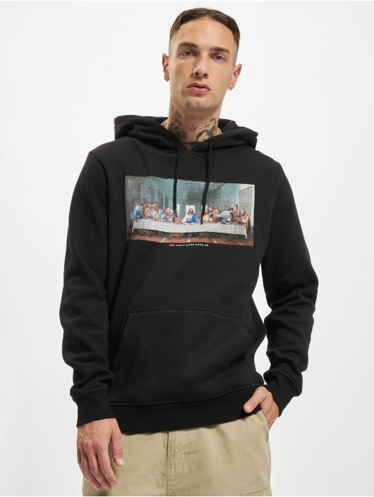 Mister Tee Sudadera Can´t Hang With Us negro