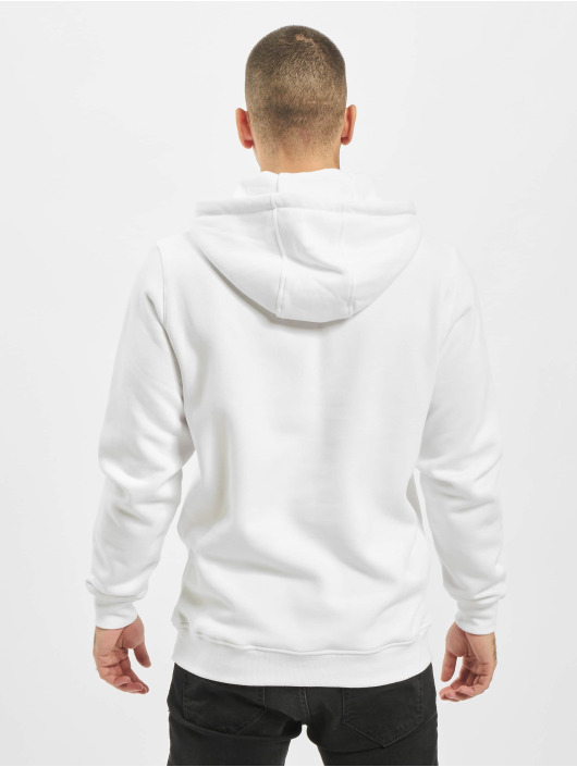 Mister Tee Sweat capuche Milly blanc