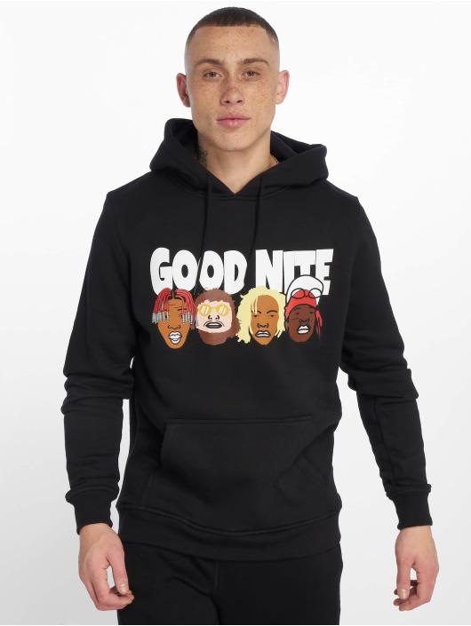 Goodnite Homme Noir Sweat 587932 Tee Capuche Mister c3KJT1lF