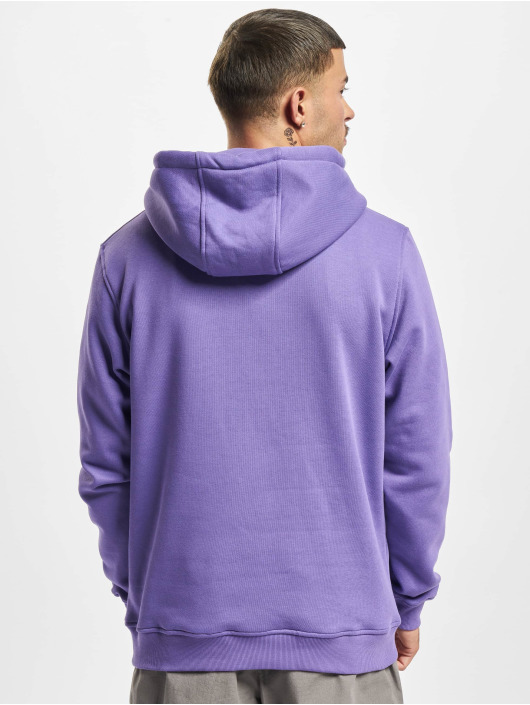 Mister Tee Sweat capuche Off pourpre