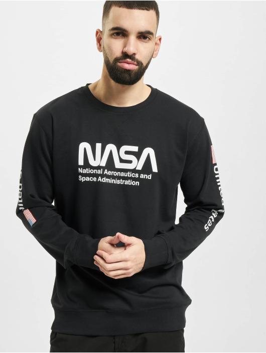 Mister Tee Swetry NASA US czarny