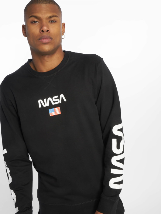 Mister Tee Swetry Nasa czarny