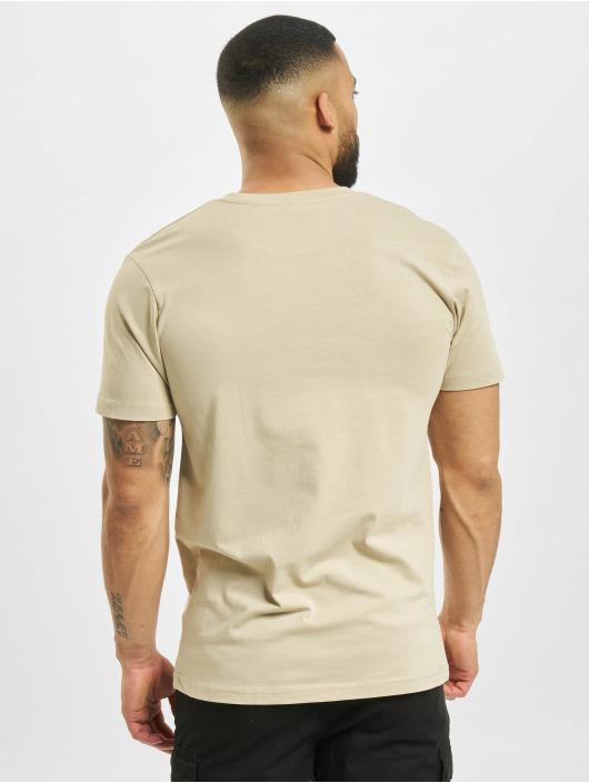 Mister Tee T-paidat Philly Sandwich beige