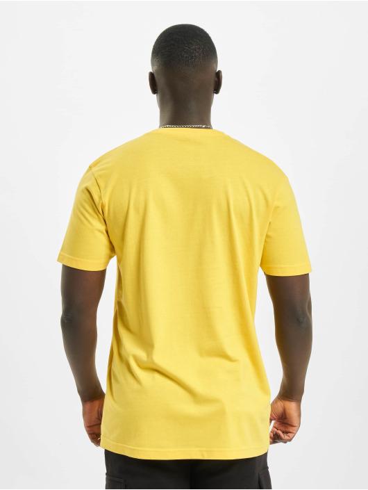 Mister Tee T-paidat Ballin 23 keltainen