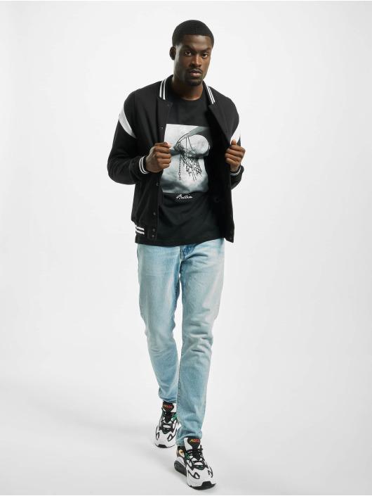 Mister Tee T-paidat Ballin 2.0 musta