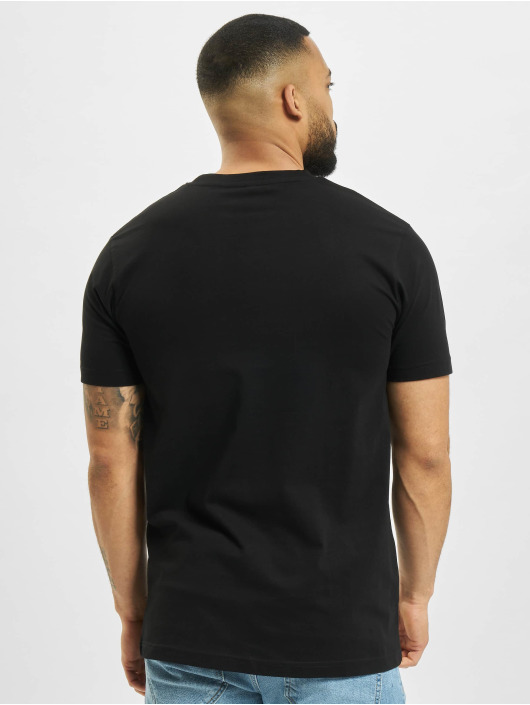 Mister Tee T-paidat Pray Ring musta