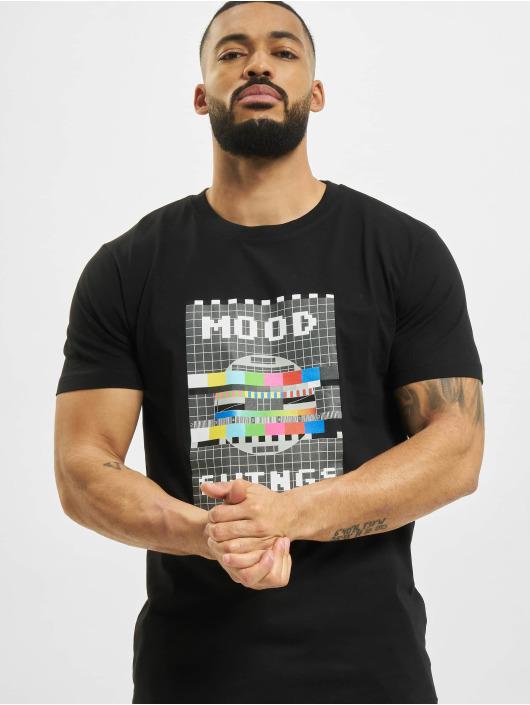 Mister Tee T-paidat Mood Swings musta