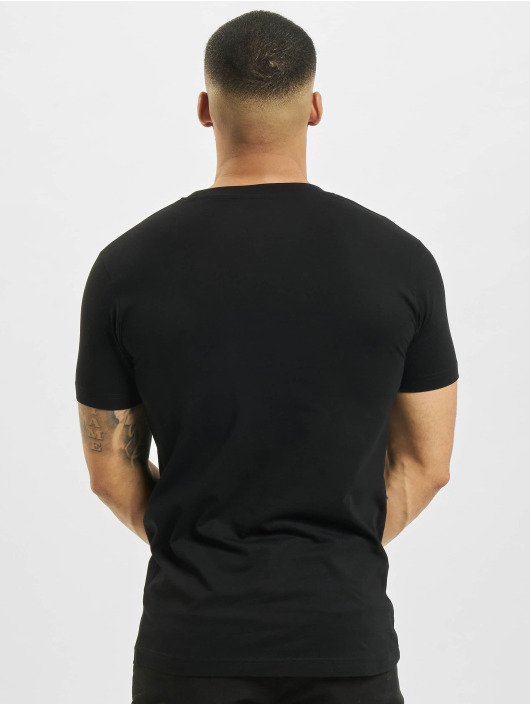 Mister Tee T-paidat Gamer musta