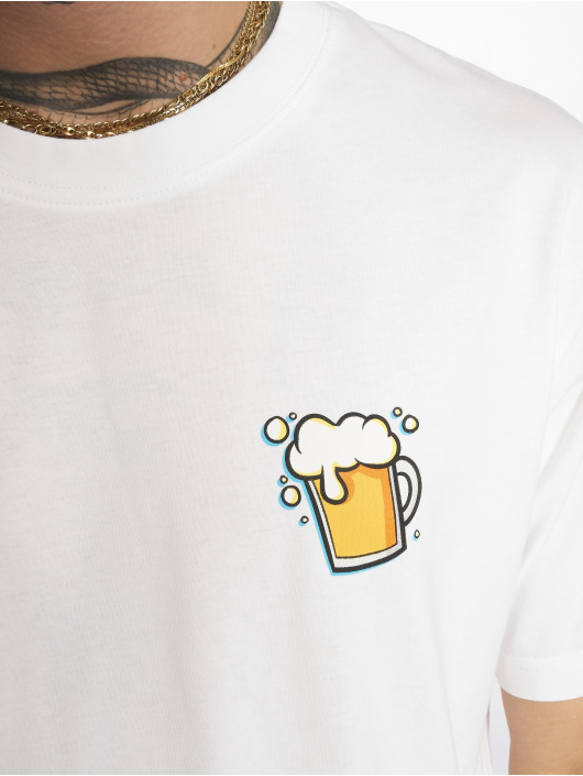 Mister Tee T-paidat O Zapft Isch valkoinen