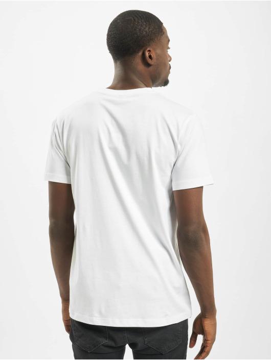 Mister Tee T-paidat Europe valkoinen