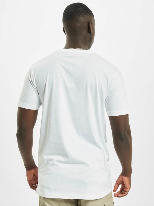 Mister Tee T-paidat Make Love valkoinen