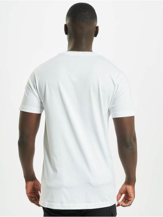 Mister Tee T-paidat Tee Roller Indianer valkoinen