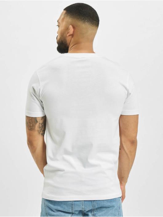 Mister Tee T-paidat Daisy Feelings valkoinen