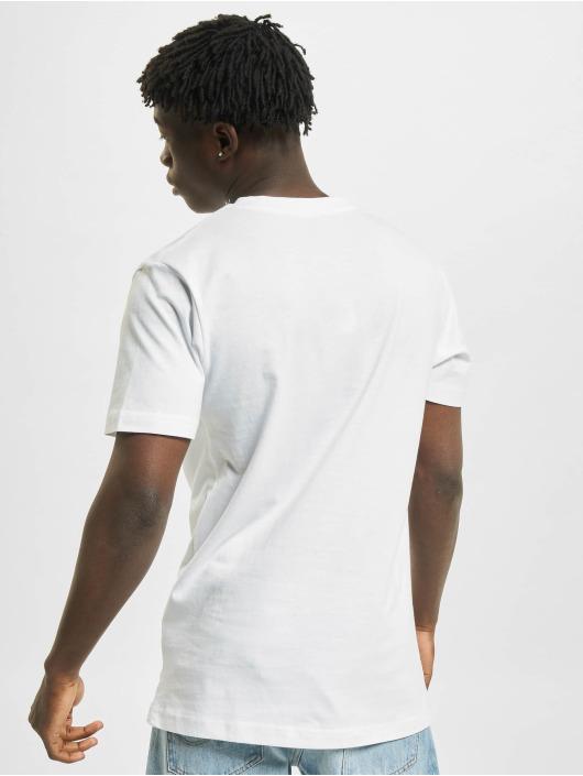 Mister Tee T-paidat True Legends Number 10 valkoinen
