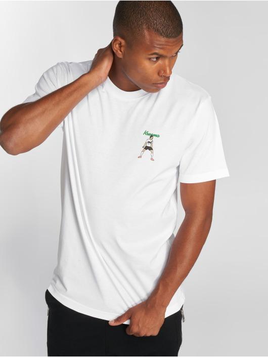 Mister Tee T-shirt Krautz bianco