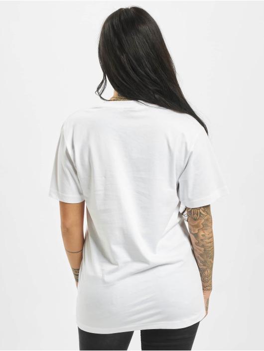 Mister Tee T-shirt Chinese Beauty bianco