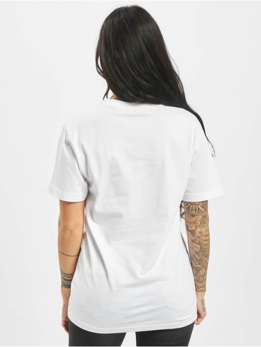 Mister Tee T-shirt Missing Summer bianco