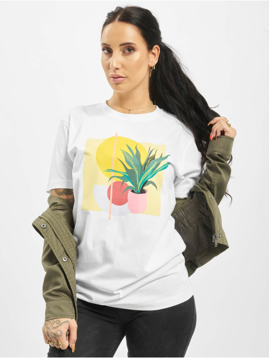 Mister Tee T-shirt MT1148 bianco