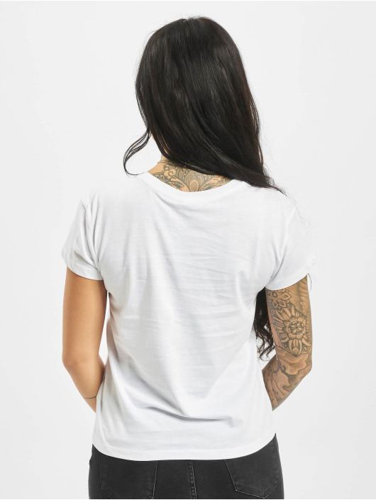 Mister Tee T-shirt Waiting For Friday bianco
