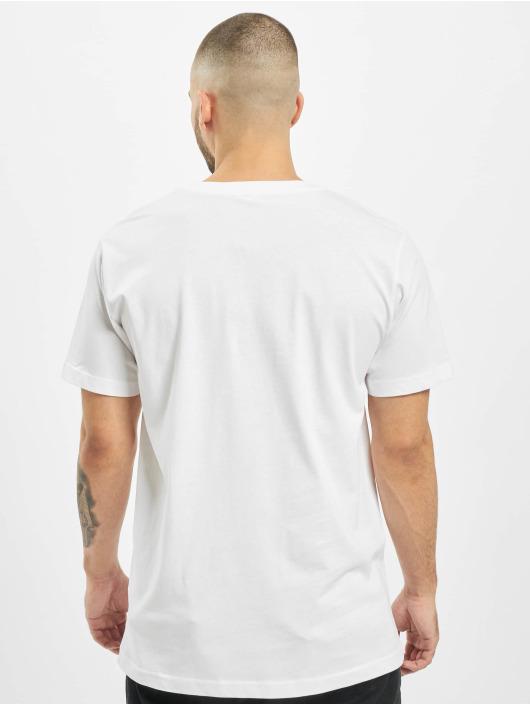 Mister Tee T-shirt The Six bianco
