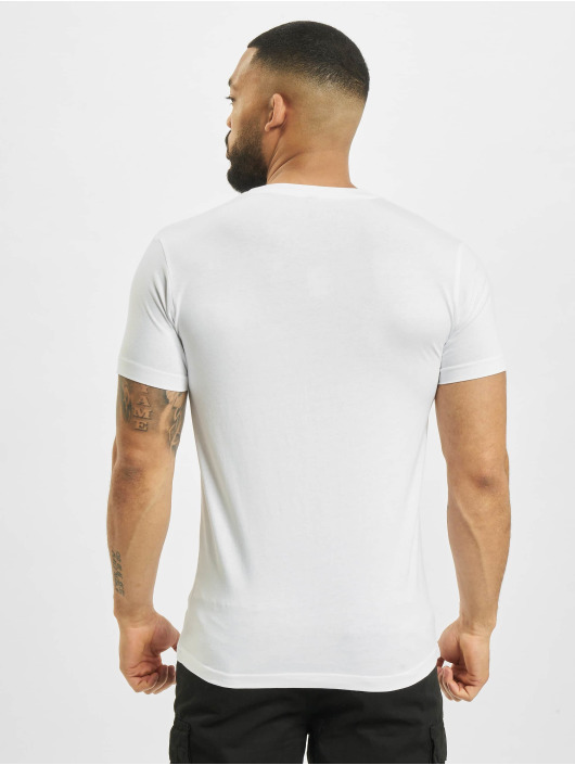 Mister Tee T-shirt King James La bianco