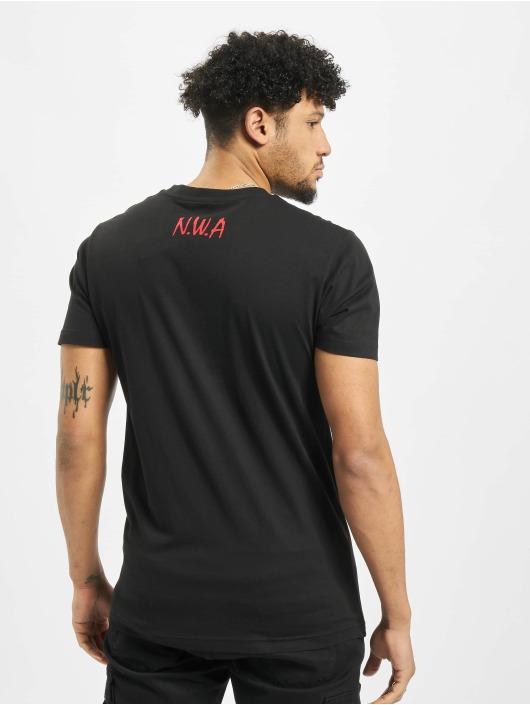 Mister Tee T-Shirt N.W.A black