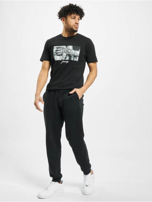 Mister Tee T-Shirt Pray 2.0 black