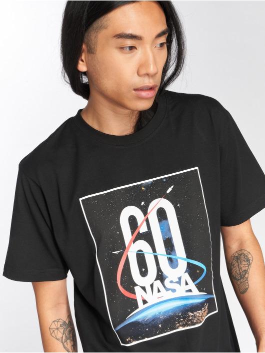 Mister Tee T-Shirt Nasa black