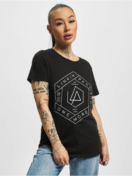 Mister Tee T-Shirt Ladies Linkin Park Oml Fit black
