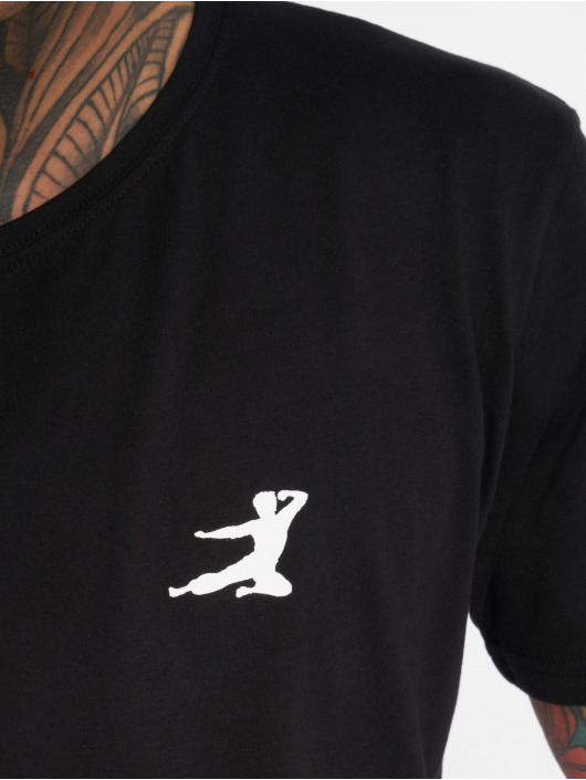 Mister Tee T-Shirt Bruce Lee black