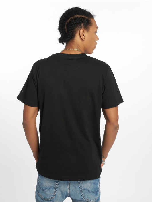 Mister Tee T-Shirt Nasa Wormlogo black