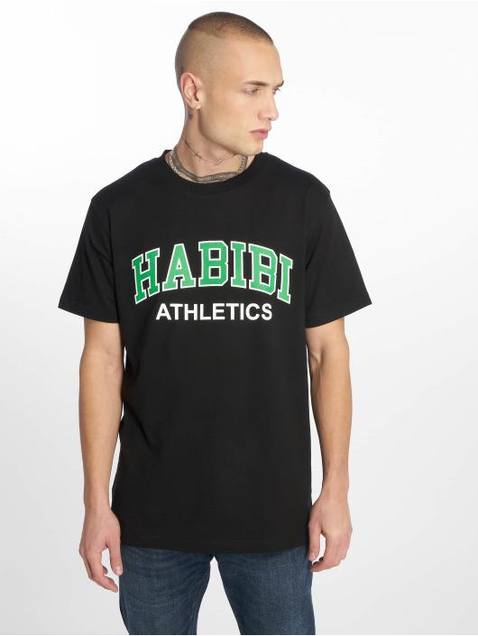 Mister Tee T-Shirt Habibi Atheltics black