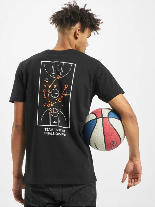 Mister Tee T-Shirt Team Tactics black