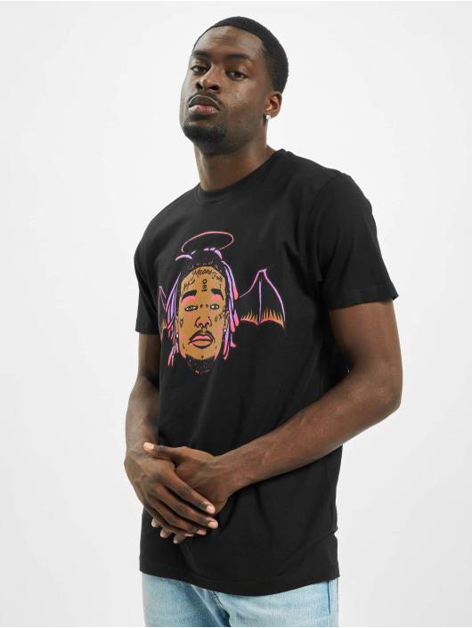 Mister Tee T-Shirt Lil Uzi Vert Face black