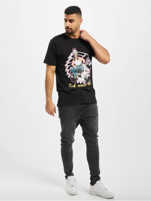 Mister Tee T-Shirt Roller black