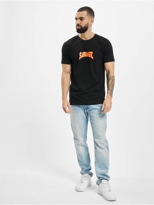 Mister Tee T-Shirt Savage black
