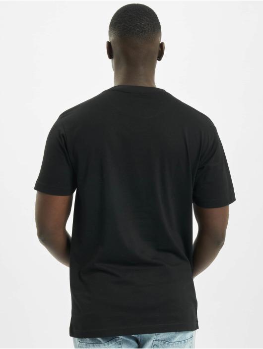 Mister Tee T-Shirt Sensitive Content black