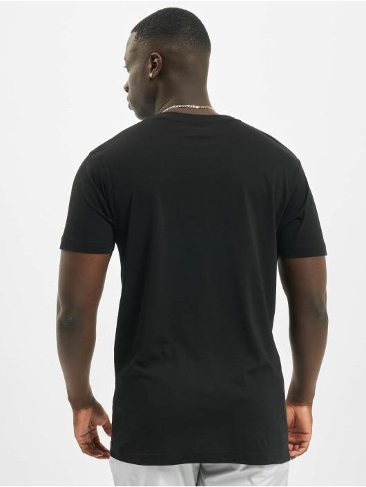 Mister Tee T-Shirt Pray Glow black
