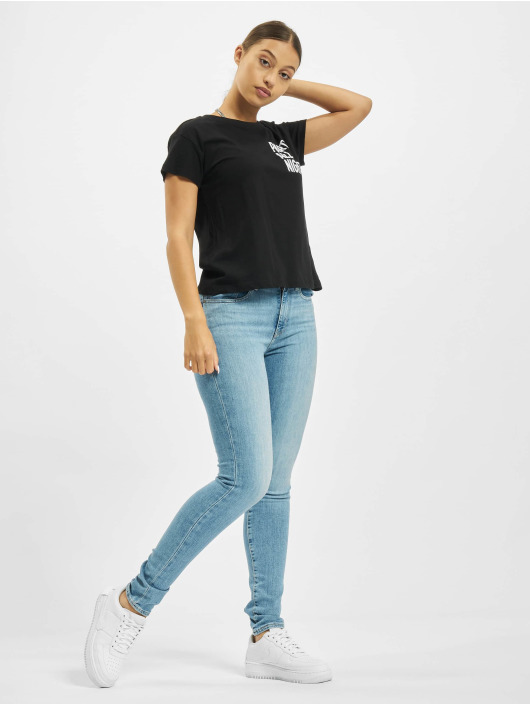 Mister Tee T-Shirt Party All Night black