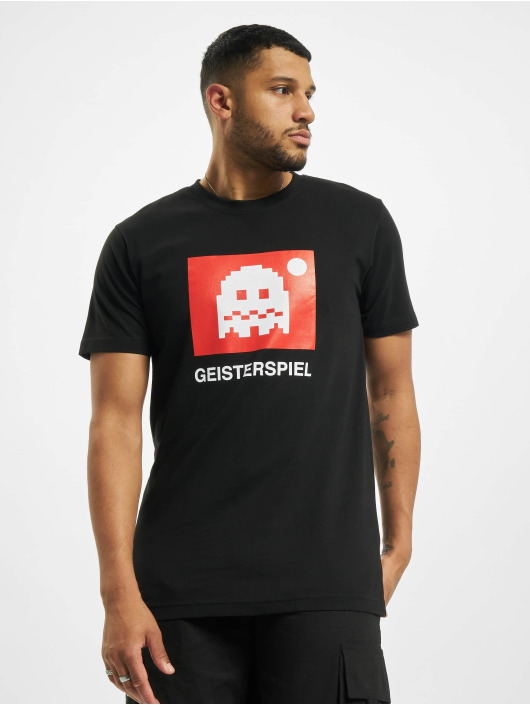 Mister Tee T-Shirt Geisterspiel black