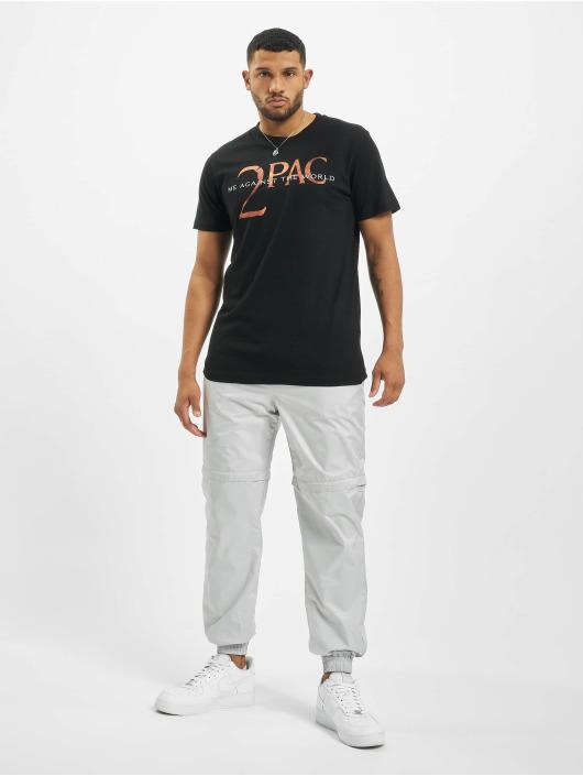 Mister Tee T-Shirt 2pac Matw Tracklist black