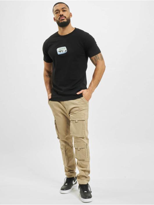 Mister Tee T-Shirt Bruder Muss Los black