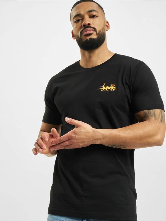 Mister Tee T-Shirt Yummy black