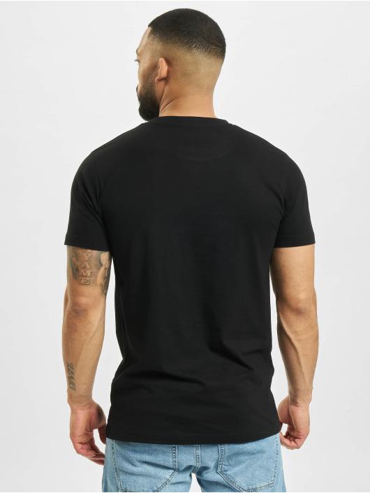 Mister Tee T-Shirt Samurai black