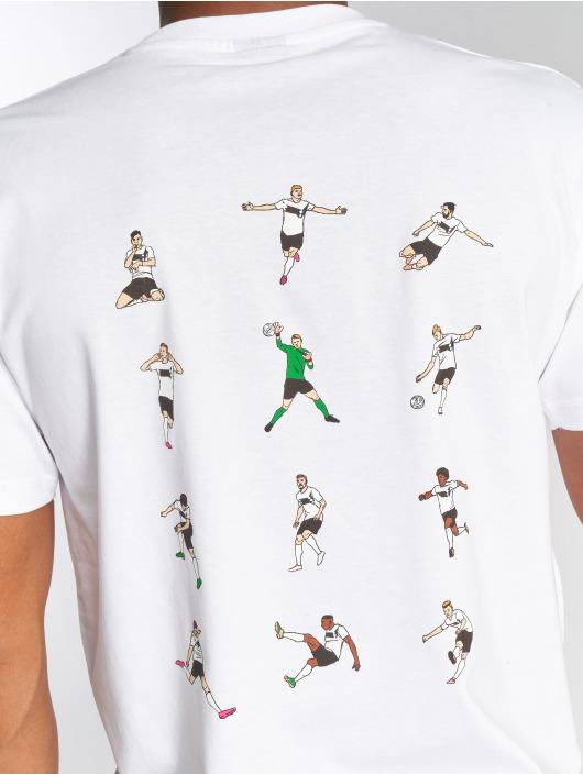 Mister Tee T-Shirt Krautz blanc