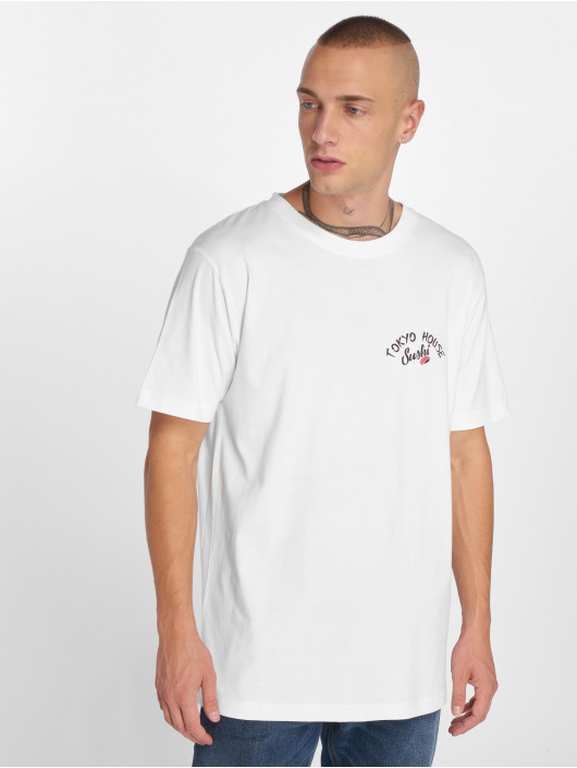 Homme 550766 T Sushi Mister shirt Blanc Tee Tokyo House ywmO80vnNP