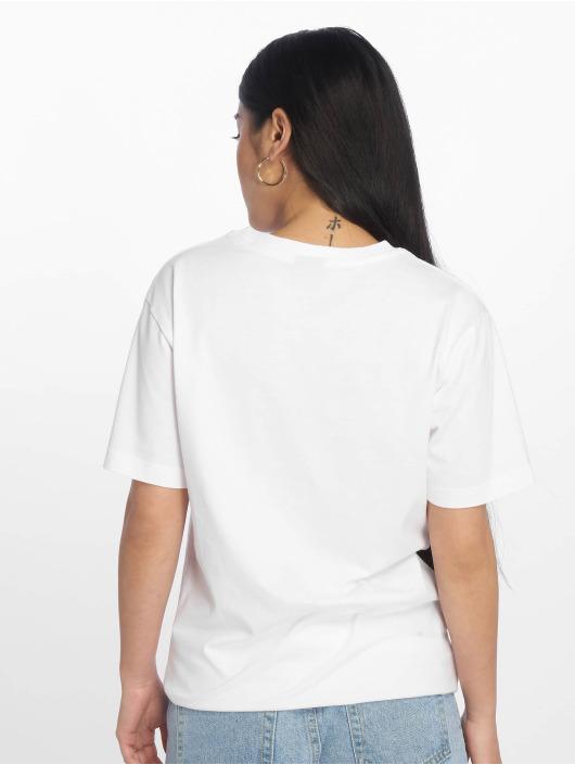 Mister Tee T-Shirt Tall blanc