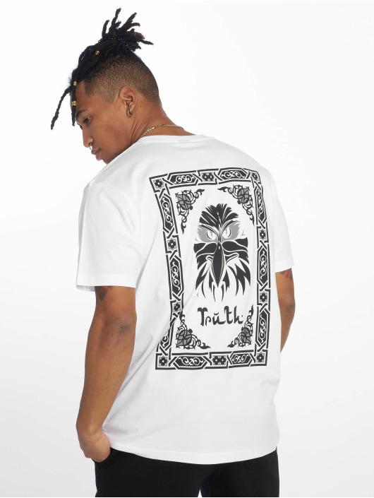 Mister Tee T-Shirt Truth blanc