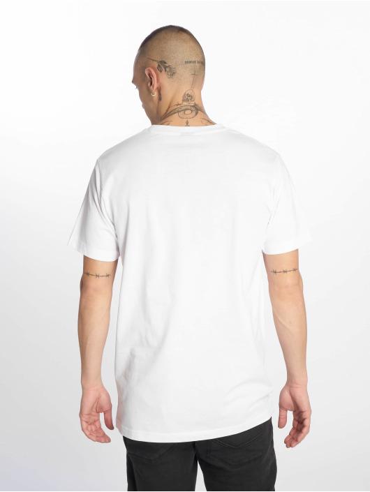 Mister Tee T-Shirt Dolla Smile blanc