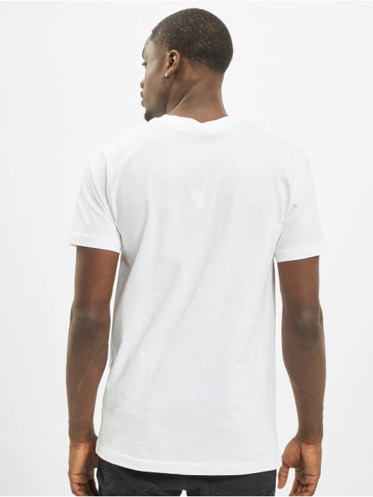 Mister Tee T-Shirt L´amour Toujours blanc
